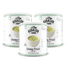 Augason Farms Creamy Potato Soup Mix (44 oz., 3 pk.)