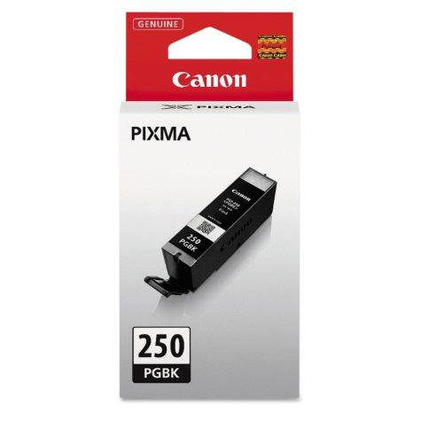 Canon PGI-250 Ink Tank Cartridge, Black (300 Page Yield)