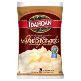 Idahoan Original Mashed Potatoes (5 lbs.)