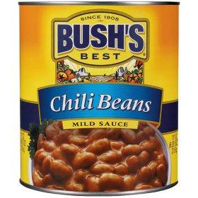 Bush's Chili Beans (111 oz.)