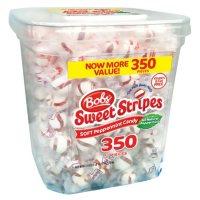 Bobs Sweet Stripes Soft Peppermints (61.73 oz., 350 ct.)