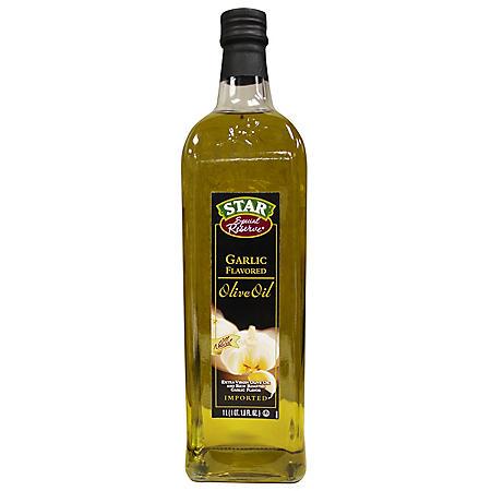 STAR Special Reserve Garlic Olive Oil - 1L