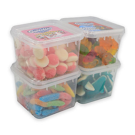 Bonart Assorted Gummies (4 pk.)