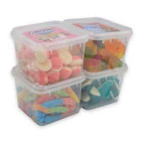 Bonart Assorted Gummies (4 pk.)