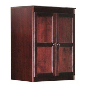 A. Joffe 2-Shelf Multi-Use Storage Cabinet, Select Color