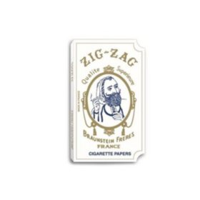 Zig Zag White Cigarette Paper  (24 ct.)