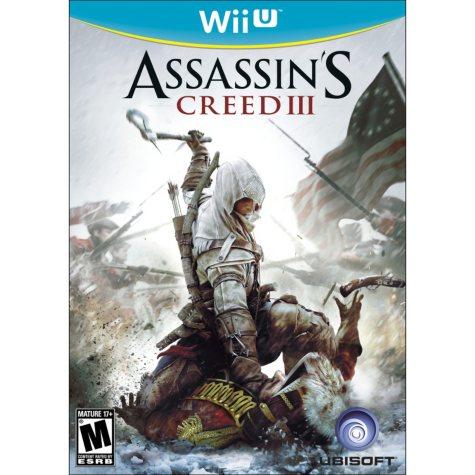 Assassin's Creed 3 - Wii U
