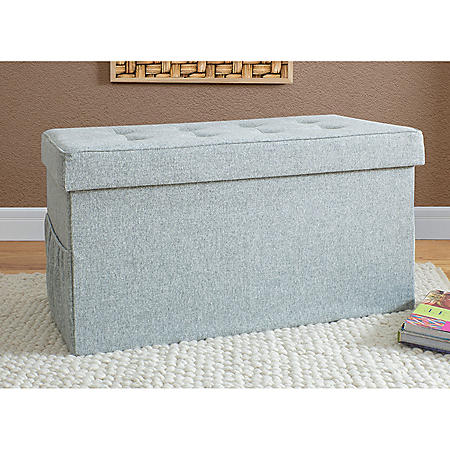 Casual Living Folding Storage Bench