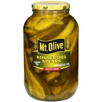 Mt Olive Fresh Kosher Dill Spears (64 oz.)