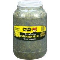 Mt. Olive Little Sister Sweet Green Relish (128 fl. oz.)