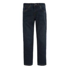Levi's Boys' (4-12) 511 Slim Fit Dirt Road Stretch Jeans