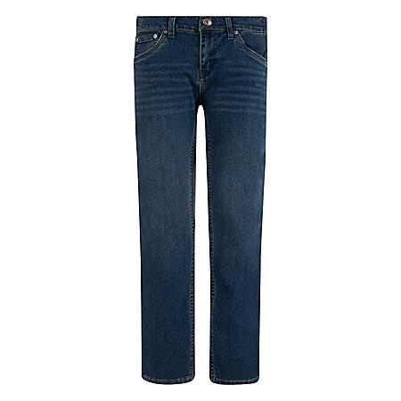 Levi's Boys' (4-12) 511 Slim Fit Del Rey Stretch Jeans