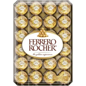 Ferrero Rocher Hazelnut Chocolates (48 pk.)