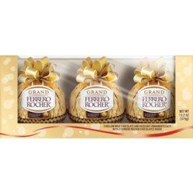 Grand Ferrero Rocher (13 oz., 3 pk.)