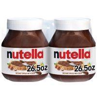 Nutella Hazelnut Spread Twin Pack (26.5 oz., 2 pk.)