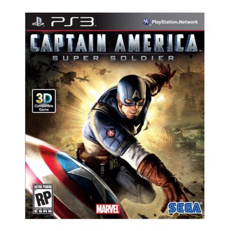 Captain America: Super Soldier - PS3