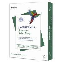 Hammermill - Copier Paper, 100 Brightness, 28lb, 8 1/2 x 11, Photo White -  500/Ream