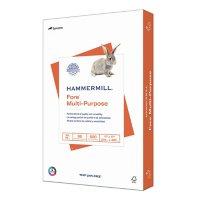 "Hammermill - Fore Multipurpose Paper, 20lb, 96 Bright, 8-1/2 x 14"" - Ream"