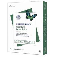 "Hammermill - Laser Print Paper, 28lb, 98 Bright, 8-1/2 x 11"" - Ream"