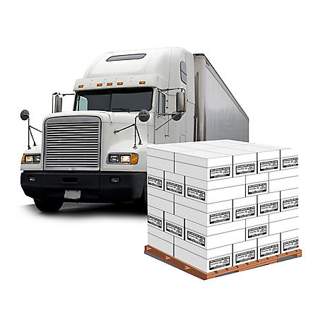 Truckload of White Box Copy Paper