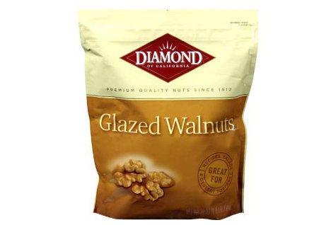 Diamond® Glazed Walnuts - 28oz
