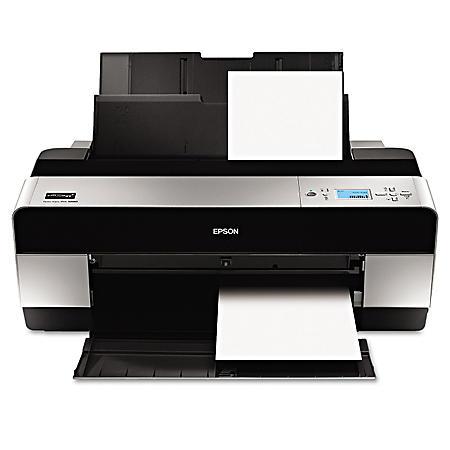 Epson - Stylus Pro 3880 Wide-Format Printer - Sam's Club