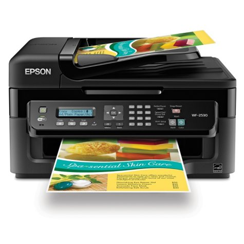Epson WorkForce WF-2530 Wireless All-in-One Printer