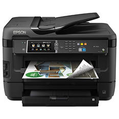 Epson WorkForce WF-7620 Inkjet All-in-One Color Printer