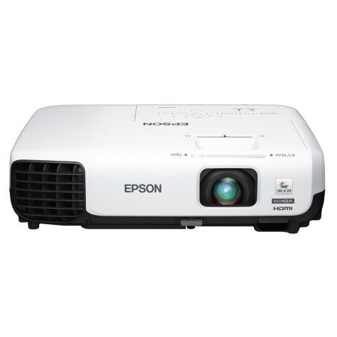 Epson - VS335W 3LCD Projector - WXGA 1280x800, 2700Lm