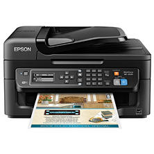 Epson WorkForce WF-2630 Wireless All-in-One Printer