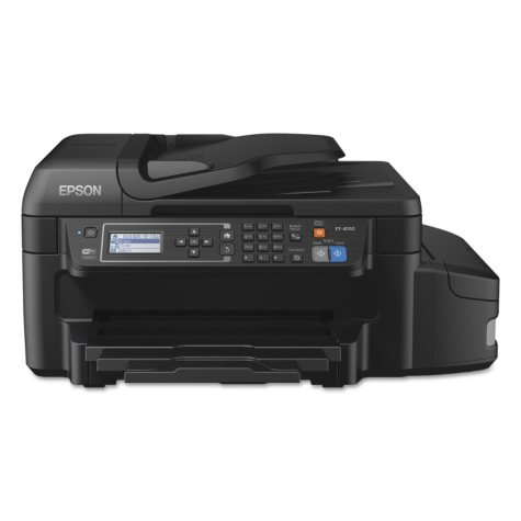 Epson WorkForce ET-4550 Special Edition EcoTank All-in-One Printer With Bonus Ink