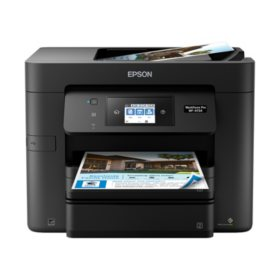 Epson WorkForce Pro WF-4734 Multifunction Wireless Inkjet Printer