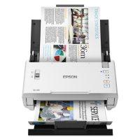 """Epson DS-410 Document Scanner, 1200 dpi, 8 1/2"""" x 120"""", 26 ppm"""