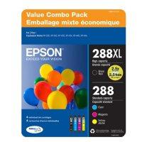 Epson DURABrite Ultra 288 Ink Value Club Pack