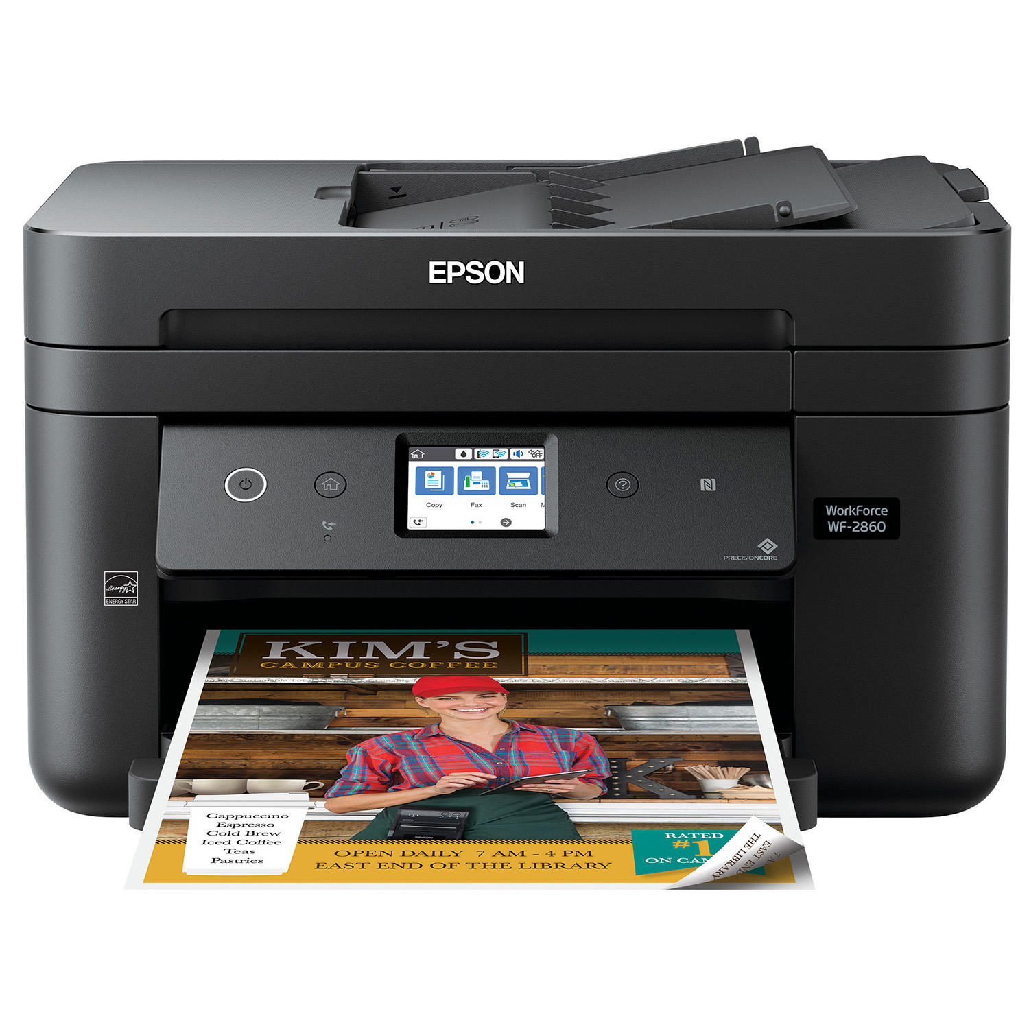 Epson WorkForce WF-2860 Special Edition All-in-One Printer