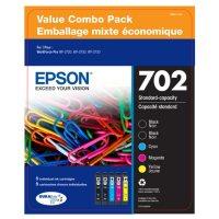 Epson DURABrite Ultra 702 Ink Value Club Pack