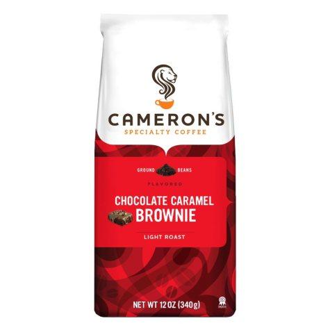 Cameron's Chocolate Caramel Brownie Ground Coffee (12 oz., 3 pk.)