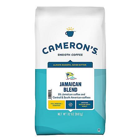 Cameron's Specialty Ground Coffee, Jamaica Blue Mountain (32 oz.)