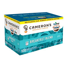 Cameron's Breakfast Blend, Single-Serve Cups (100 ct.)