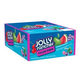 Jolly Rancher Filled Pops (.56 oz., 100 ct.)