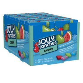 Jolly Rancher Chews (2.06 oz., 12 ct.)