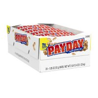 PAYDAY Peanut and Caramel Candy Bars, Bulk Candy (1.85 oz, 24 ct.)