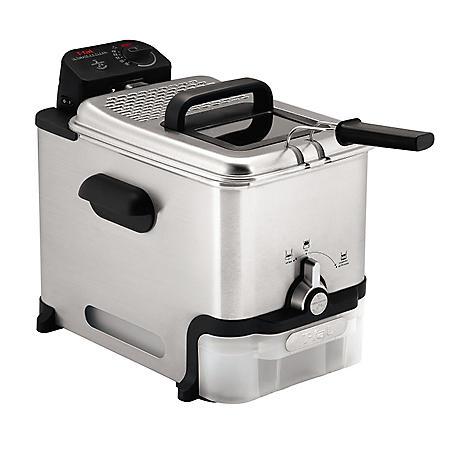 T-fal Ultimate 3.5 L EZ Clean Deep Fryer