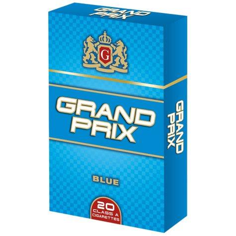 Grand Prix Blue 1 Carton