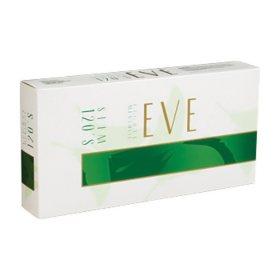 Eve Emerald Menthol 120s Box (20 ct., 10 pk.)