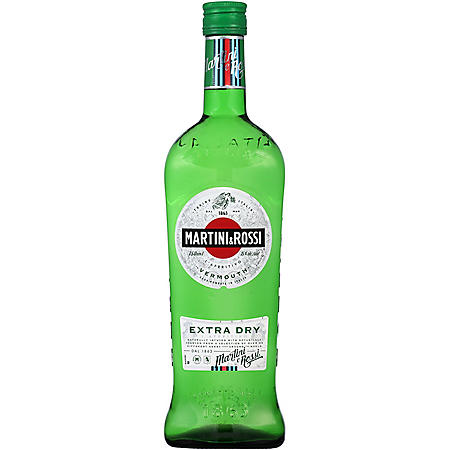 Martini & Rossi Extra Dry Vermouth (750 ml)