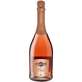 Martini & Rossi Rose Sparkling Wine (750 ml)