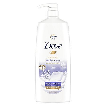 Dove Winter Care Body Wash with Pump (40 fl. oz.)