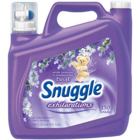 Snuggle® Exhilarations® Fabric Softener - 150oz
