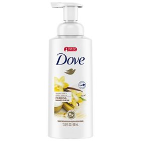 Dove Hand Wash, Sugar + Vanilla (13.5 oz.)